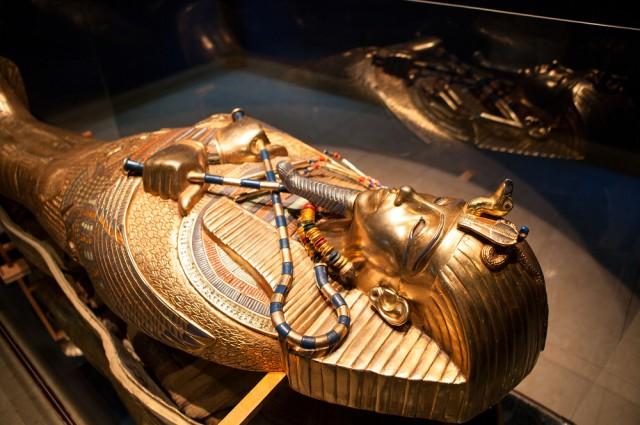 Pruebas con radar desacreditan teoría de una cámara secreta tras la tumba de Tutankamón
