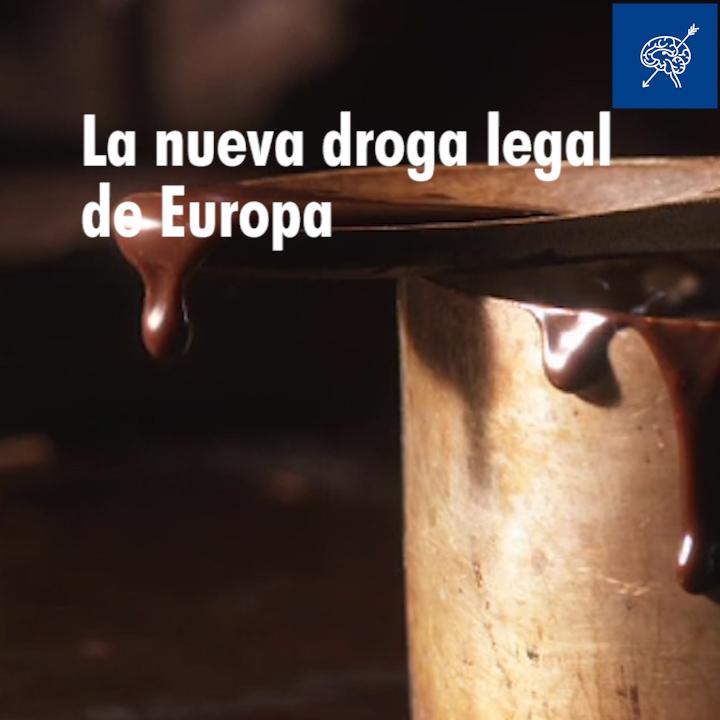 Atentos: La nueva droga legal en Europa