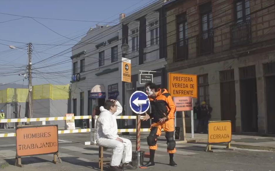 Valparaíso: Mimo Tuga y Aldo Parodi en llamativo video que invita a Primarias Ciudadanas