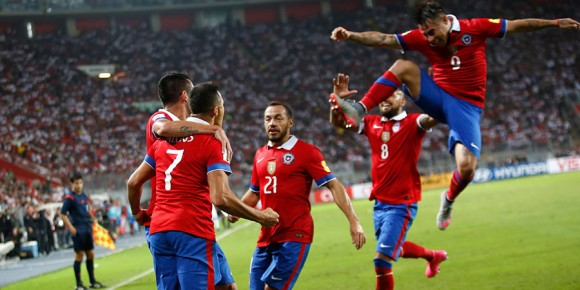 Chile vs. Panamá