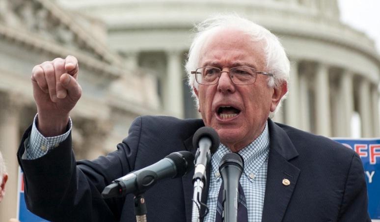 """Sanders pide """"transformar"""" el Partido Demócrata si se apoya a Clinton"""
