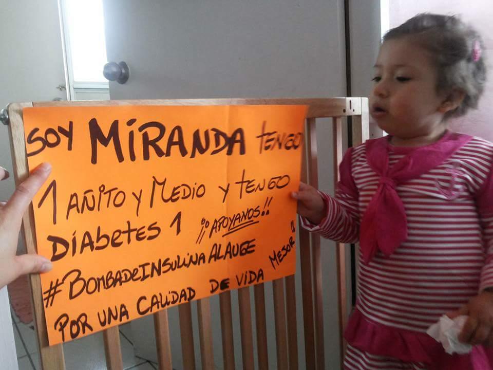 Pacientes diabéticos marcharán para exigir financiamiento de terapia de bomba con insulina