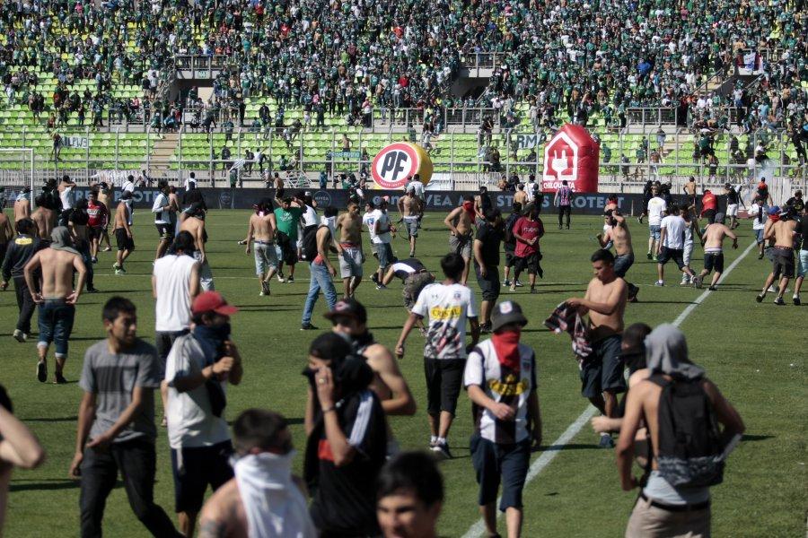 Insólito: Barristas procesados por final del año pasado quedan libres