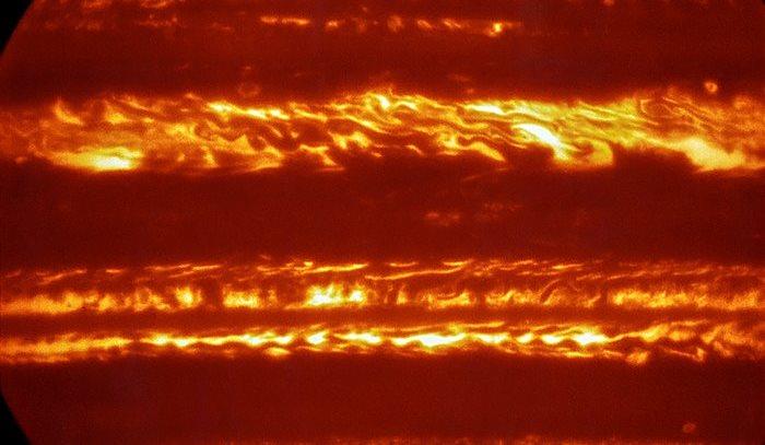 Nuevas imágenes de Júpiter captadas por el Observatorio Europeo Austral