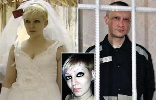 ¡A nadie le falta Dios! Asesino en serie es codiciado por una guapa joven siberiana