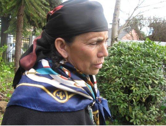Mujeres de Chile y el extranjero convocan a vigilia por libertad de machi Francisca Linconao