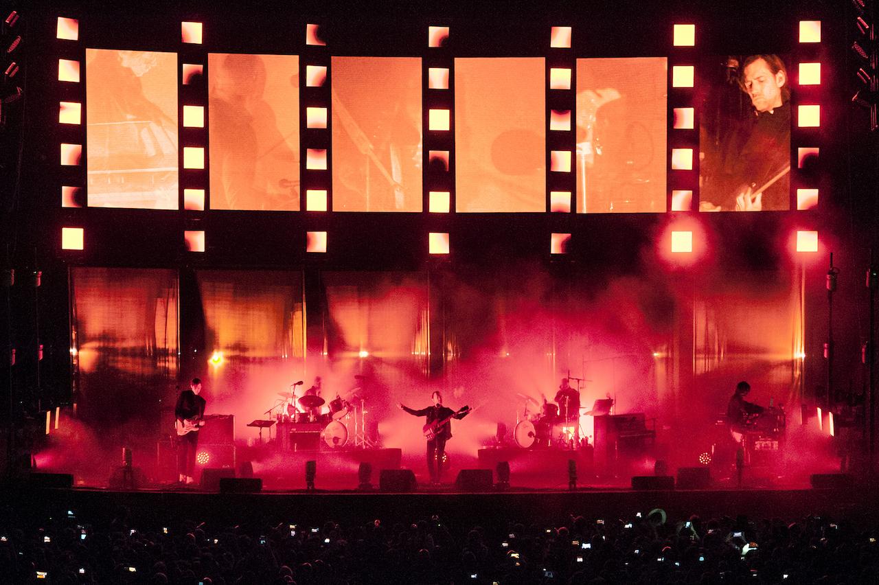 El memorable concierto de Radiohead destaca en la segunda jornada del Primavera Sound