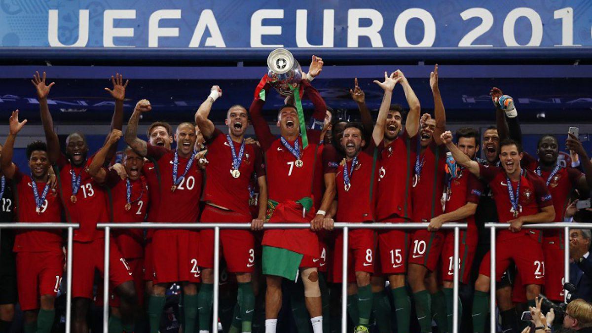 Portugal venció 1-0 a Francia y es el campeón de la Eurocopa 2016