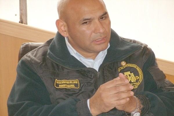 Presidente de Anfup valida declaraciones de ex director de Gendarmería