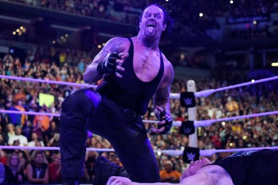 Así es como luce hoy El Undertaker a sus 51 años, la legendaria estrella de la WWE