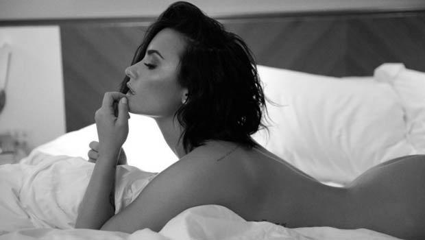 100 Desnuda Demi Lovato Enciende La Redes Sociales Con Caliente