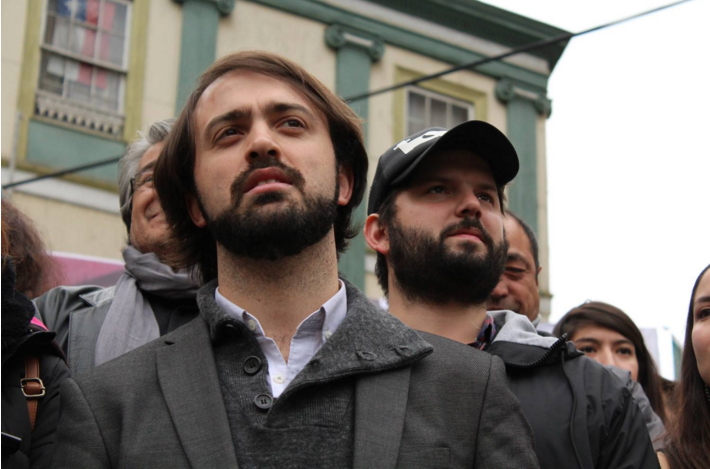 Jorge Sharp, del Movimiento Autonomista, gana Primarias Ciudadanas en Valparaíso y va por la alcaldía