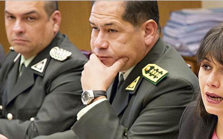 Renuncia el director de Gendarmería Tulio Arce frente a escandalosas irregularidades