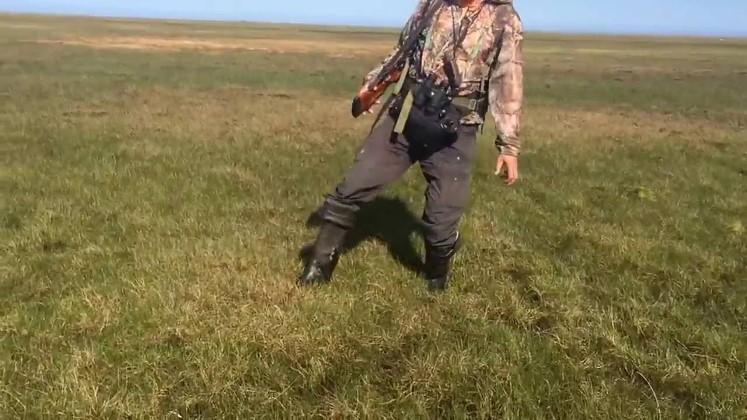 VIDEO: Científicos captan impresionantes burbujas de gas metano en el suelo de Siberia