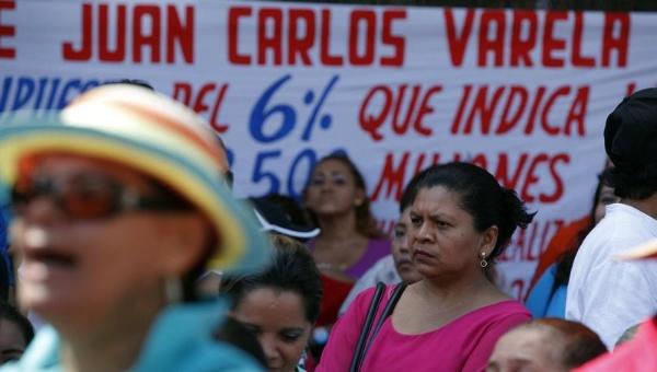 Panamá: Docentes bajan paro luego de llegar a acuerdo con el Gobierno