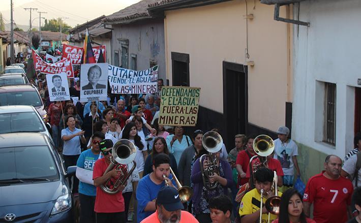 La tenaz resistencia del pueblo de Putaendo ante la amenaza minera y en defensa del agua