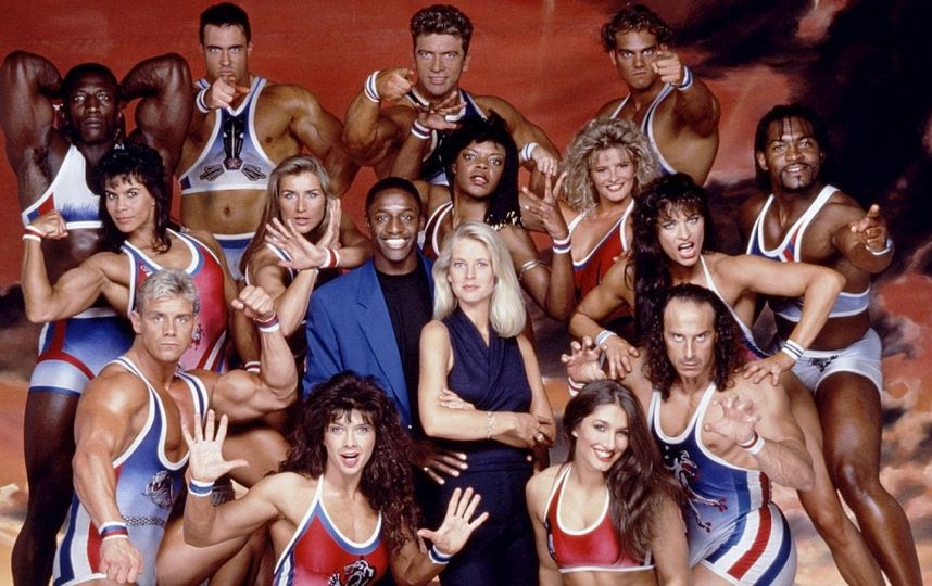 The definitive and comprehensive ranking of american gladiators events