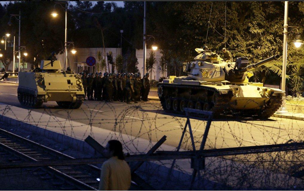 ÚLTIMA HORA: Confirman Golpe de Estado en Turquía