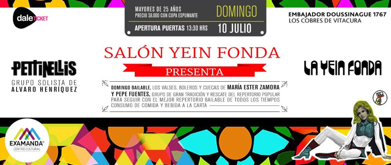 La Yein Fonda se instala este domingo en la capital