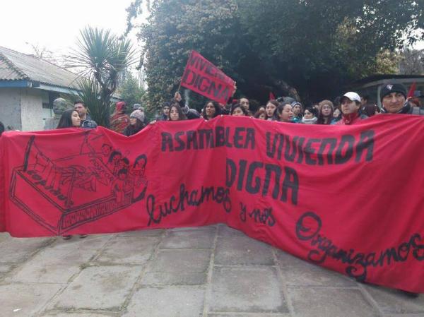 Vecin@s de Maipú marcharán para exigir solución habitacional definitiva