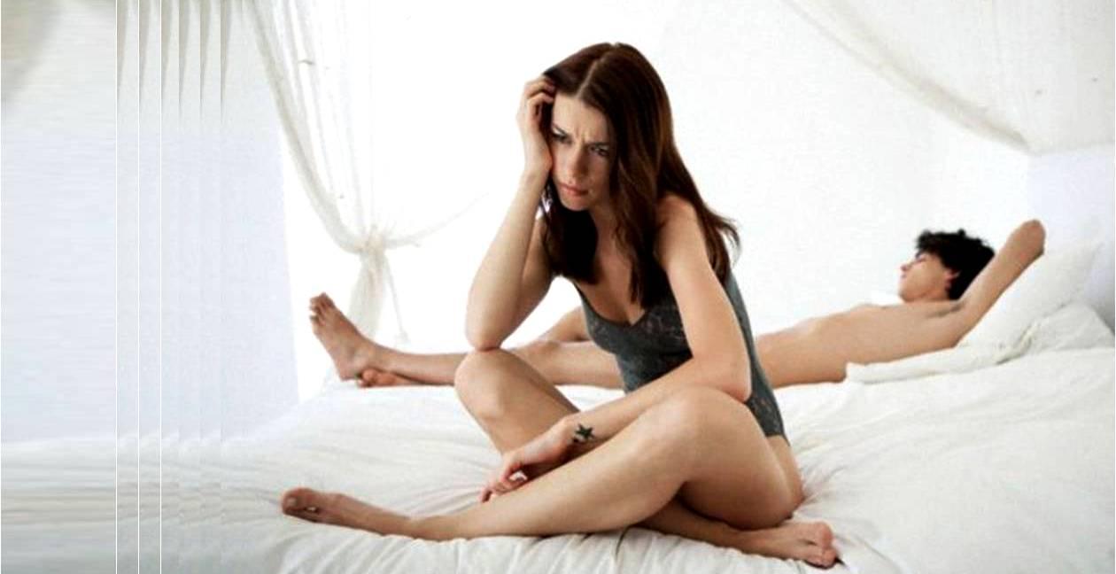 """Aprende a identificar si padeces """"anorexia sexual"""" y las sencillas técnicas para superarla"""