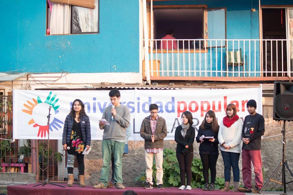 Universidad Popular Villa La Reina: la apuesta por la educación desde los territorios