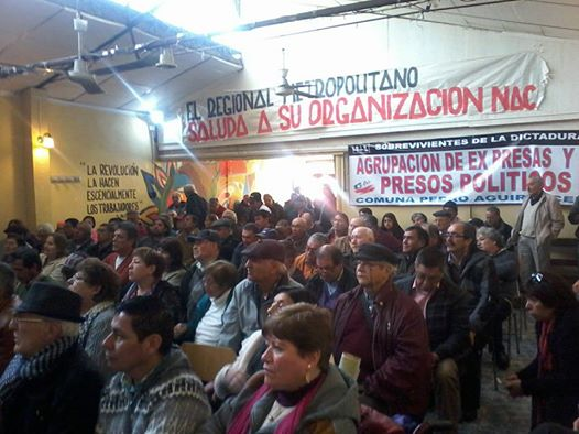 """Ex presos políticos exigen diálogo con el Gobierno: """"Nada de lo que se nos dio como reparación sirvió"""""""