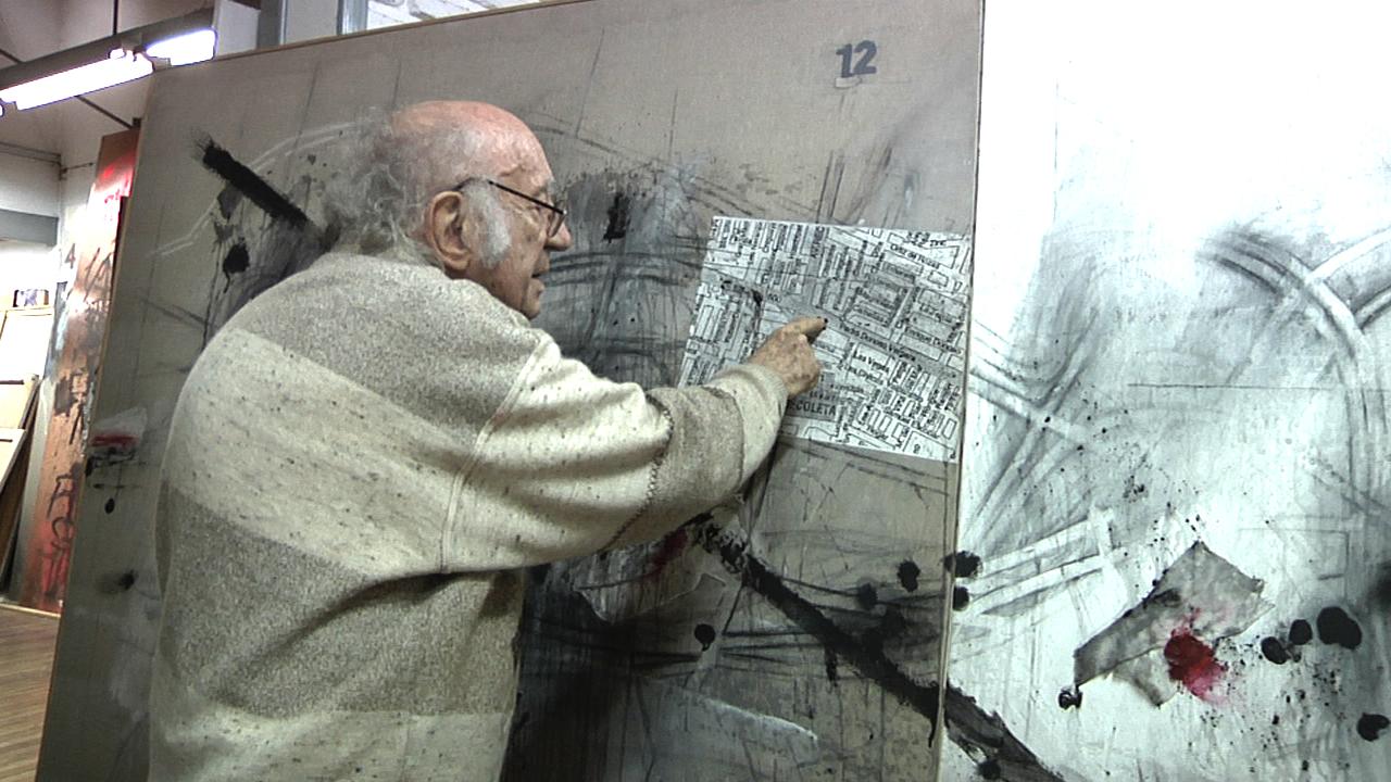 """Muere el pintor José Balmes, artista que """"tomó la voz"""" a través de la pintura"""