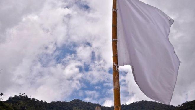 Se acabó la guerra entre el gobierno de Colombia y las FARC