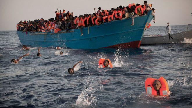 Premio Nobel de la Paz: «Cuando Europa llora por los migrantes muertos, llora con lágrimas de cocodrilo»
