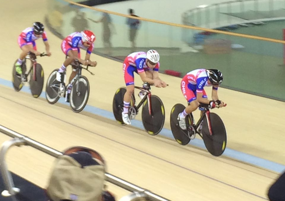 Seleccionado juvenil de ciclismo logra seis medallas en Panamericano