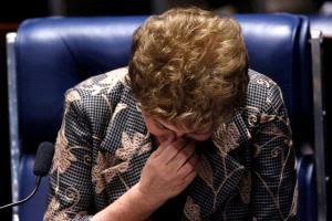 Rousseff concluye su intervención y el Senado hará este martes el debate final