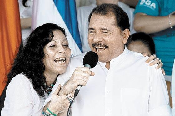 Nicaragua: Daniel Ortega y su esposa irán de pareja política en los próximos comicios