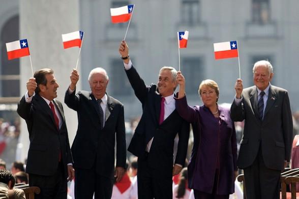 Presentan proyecto para eliminar dieta de ex presidentes de la República