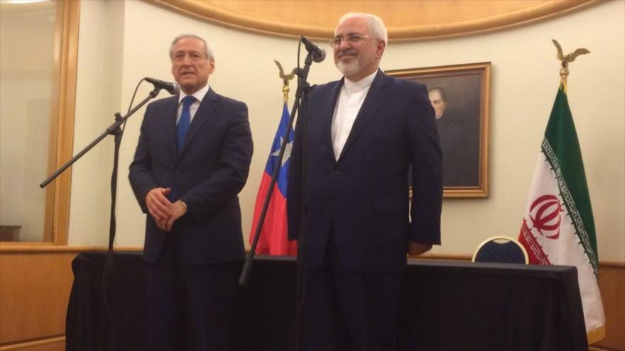 Comunidad judía chilena exhibe su cinismo ante visita del canciller de Irán