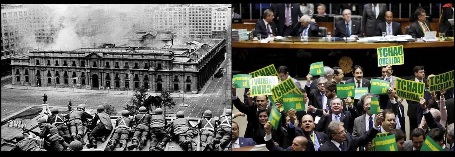 ¿Qué tienen en común el Chile de 1973 y el Brasil de 2016?