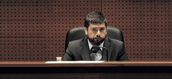 Magistrado Urrutia acude a la Corte Interamericana de DD.HH. denunciando que en Chile no se respeta la independencia judicial