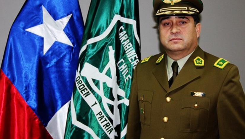 General de Carabineros de Aysén cuestionado por mandar a cabo a limpiar su casa