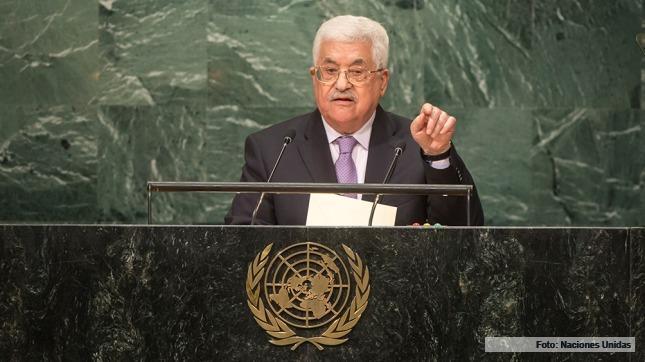 Palestina ante la ONU: Abbas pide el fin de la ocupación israelí para 2017