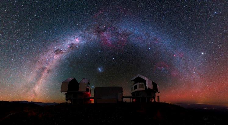 Científicos chilenos descubren importantes claves para comprender la formación de las galaxias