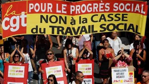 Francia: Sindicatos retoman la batalla contra la reforma laboral