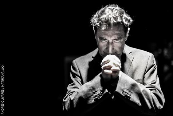 """Vuelve """"El Aumento"""" de Georges Perec protagonizada por José Soza"""