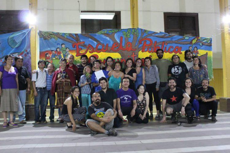 Del movimiento estudiantil a la educación autónoma