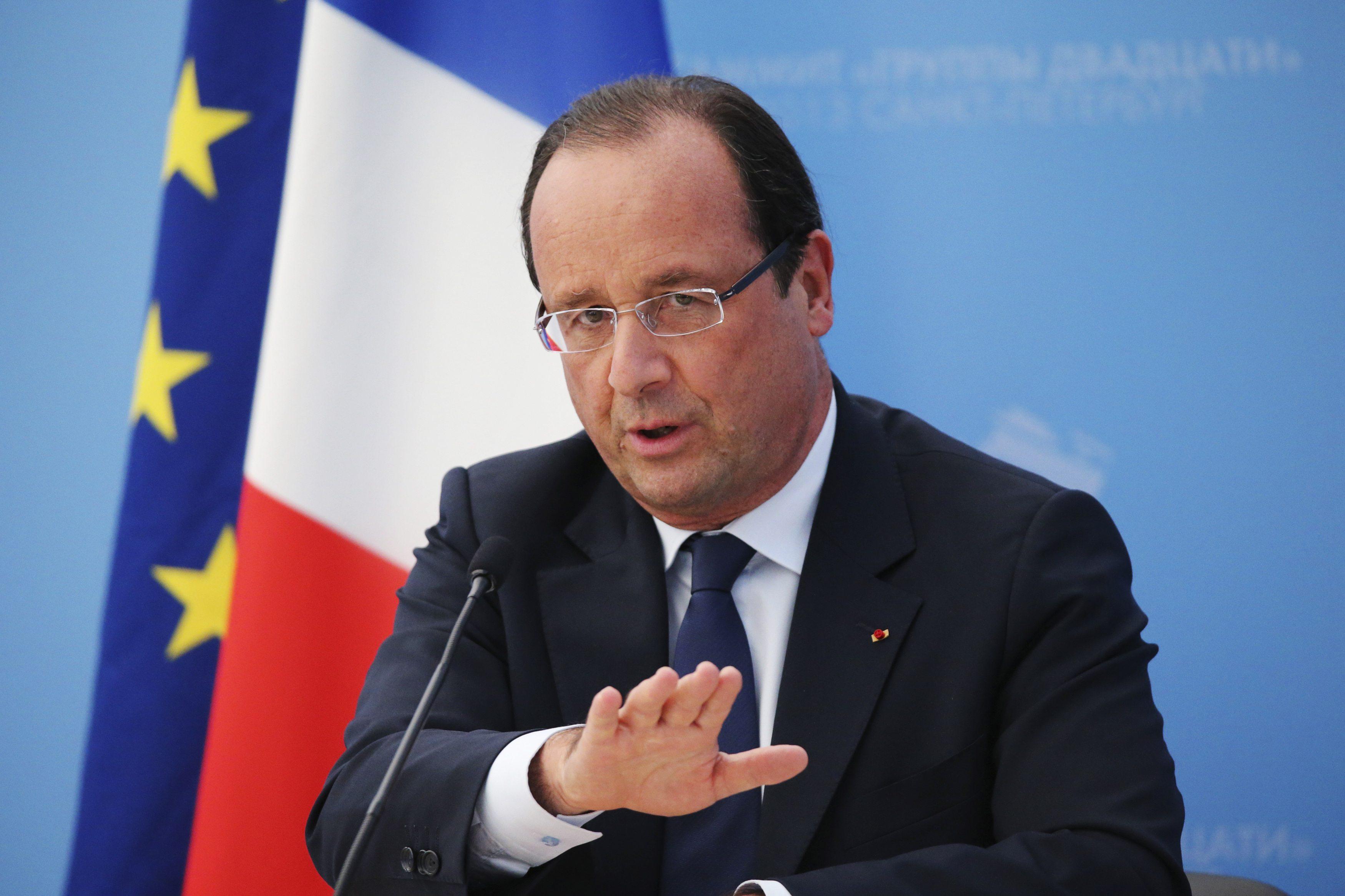 Francia: Hollande registra récord de desaprobación en plena cursa hacia las primarias