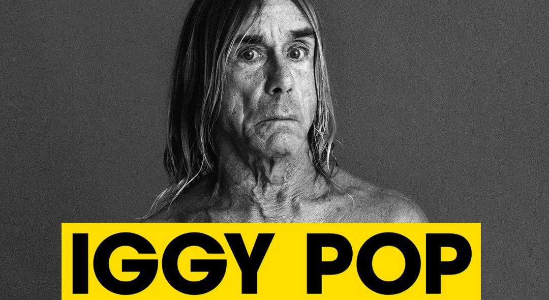 Iggy Pop en Chile #envivo