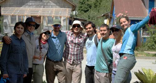 Reclusos producirán verduras en Aysén a partir de proyecto de académicos