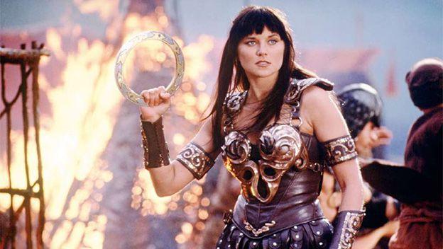 (+Fotos) A 21 años de su estreno, así luce hoy  'Xena, la princesa guerrera'