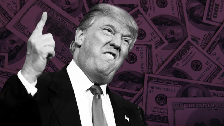 Dólar cierra al alza en día marcado por triunfo de Trump