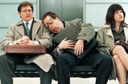 La práctica japonesa de dormir en cualquier lado
