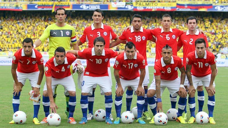 Las Jugadas más polémicas de la Selección Chilena